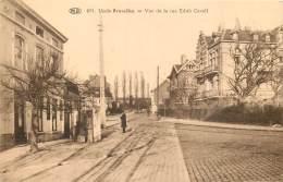 Bruxelles-Uccle - Vue De La Rue Edith Cavell - Uccle - Ukkel