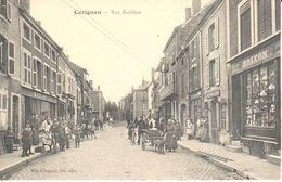 (08) Ardennes - Carignan - Rue Barliban - Frankrijk