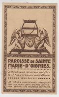 Cpa Aiseau Paroisse - Aiseau-Presles