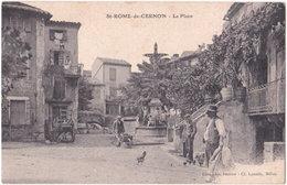 12. ST-ROME-DE-CERNON. La Place - Other Municipalities