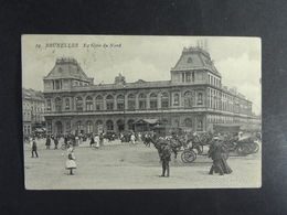 Bruxelles La Gare Du Nord - Spoorwegen, Stations