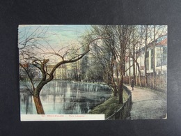 Bruxelles Parc Léopold - Forêts, Parcs, Jardins