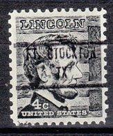 USA Precancel Vorausentwertung Preo, Locals Texas, Fort Stockton 853 - United States