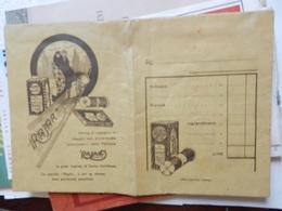 18063) ANTICA BUSTA PER NEGATIVI FOTOGRAFIA MARCA RAJAR 1930/40 CIRCA - Altri