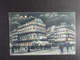 Bruxelles Place De La Bourse Ruez August Orts Et Paul Devaux - Places, Squares
