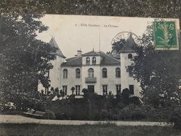 [40] LANDES - UZA - Le Château - France