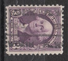 USA Precancel Vorausentwertung Preo, Locals Texas, Fort Worth 720-L-17 R - Vereinigte Staaten