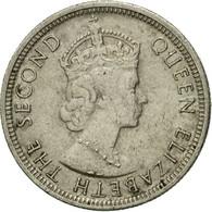 Monnaie, Mauritius, Elizabeth II, 1/4 Rupee, 1978, TTB, Copper-nickel, KM:36 - Mauritius