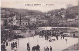 12. ST-ROME-DE-CERNON. Le Boulodrome - Other Municipalities