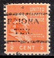 USA Precancel Vorausentwertung Preo, Locals Texas, Friona 716,5 - Vereinigte Staaten
