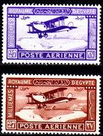 Egitto-043 - Emissione DI POSTA AEREA 1926-29 (++) MNH - Senza Difetti Occulti. - Posta Aerea
