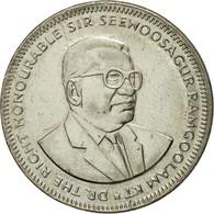 Monnaie, Mauritius, Rupee, 2010, TTB, Copper-nickel, KM:55 - Mauritius