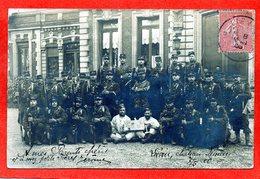 CPA - D62 - LIEVIN - Oblitéré 1906 -  CHATEAU  LIMOUX -  Photo  De  La  Compagnie - - Lievin