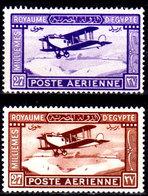 Egitto-045 - Emissione DI POSTA AEREA 1926-29 (+) LH - Senza Difetti Occulti. - Posta Aerea