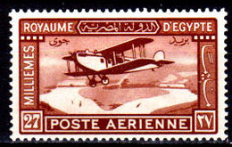 Egitto-047 - Emissione DI POSTA AEREA 1926-29 (++) MNH - Senza Difetti Occulti. - Posta Aerea