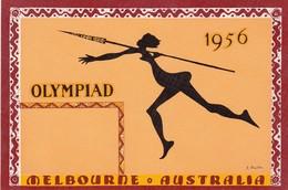 Tarjeta Postal - Sommer 1956: Melbourne