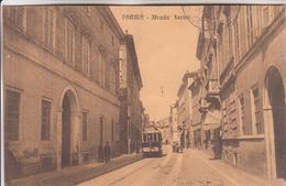Parma-Strada Farini-Tram-Vg Il 1914-Originale 100%an1--2 Scan- - Parma