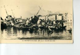 BAT236 - Sabordage De La Flotte Française à Toulon (27/11/1942) - L'IMPETUEUSE Et LA CURIEUSE - Krieg