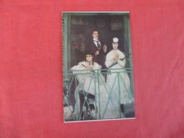 Manet ---Le Balcon   Ref 3023 - Paintings