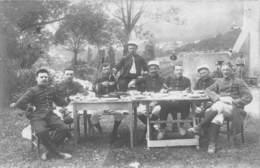 06-GREOLIER- CARTE-PHOTO- MILITAIRE - Autres Communes
