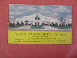 Arkansas > Little Rock Cancel--------- Alamo Plaza Hotel Courts --- ---- Ref 3023 - Little Rock