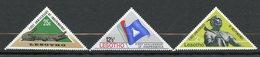 Lesotho, Yvert 143/145, Scott 41/43, SG 141/143, MNH - Lesotho (1966-...)