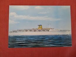 Steamer  Flavia  Italy -- Ref 3024 - Paquebots
