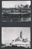 Polar Ships 6 Photocards (39874) - Poolshepen & Ijsbrekers