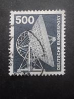 Allemagne N°708 RADIOTELESCOPE Oblitéré - Astronomie