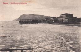 Pesaro-Stabilimento Balneare-Vg Il 1924-Originale 100%an1--2 Scan- - Pesaro