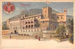 MONACO - LE PALAIS DU PRINCE - Prince's Palace