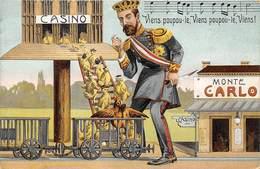 MONTE-CARLO-CASINO- VIENS POUPOU-LE VIENS-POUPOU-LE VIENS ! - Monte-Carlo
