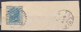 ITALY - Regno 1867 - Vittorio Eman II - 20 Cent  Fancy Cancel Numeral Used Lot#32 - Usati