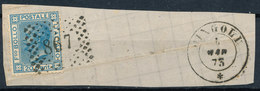 ITALY - Regno 1867 - Vittorio Eman II - 20 Cent  Fancy Cancel Numeral Used Lot#40 - 1861-78 Vittorio Emanuele II