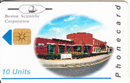 IRELAND - Boston Scientific Corporation, First Issue 10 Units, Chip TH01, Used - Ireland