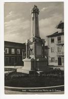 Fafe * Monumento Aos Mortos Da G. Guerra * Folds 3 Corners - Braga