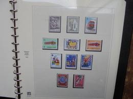"""BELGIQUE 1969-1976 NEUF** EN ALBUM """"SAFE DUAL"""" (2187) 2 KILOS 850 - Collections"""
