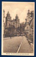 Malmédy. Rue Jules Steinbach. Cathédrale Saints-Pierre, Paul Et Quirin - Malmedy