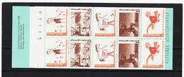 XIO542  SCHWEDEN  1969  Michl MH 23 ** Postfrisch SIEHE ABBILDUNG - Markenheftchen