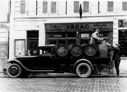 Plateau Brasseur 1932  -  Carte Postale (210x150mms) Par Renault - Camions & Poids Lourds