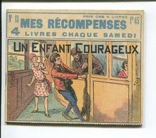 Livret Hebdomadaire  N ° 13 Illustré Récompense Pour Enfant Un Enfant Courageux  Train Pour La Côte D'Azur - Livres, BD, Revues
