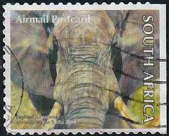 Afrique Du Sud 2014 Yv N°PA230 - Eléphant De Savane D'Afrique - Oblitéré - Poste Aérienne