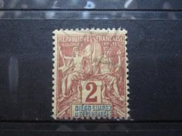 VEND BEAU TIMBRE DE DIEGO-SUAREZ N° 26 , X !!! - Diégo-Suarez (1890-1898)