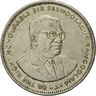Monnaie, Mauritius, Rupee, 2008, TTB, Copper-nickel, KM:55 - Mauritius