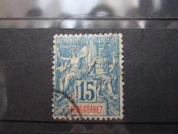 VEND BEAU TIMBRE DE DIEGO-SUAREZ N° 43 !!! - Used Stamps