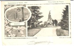 Italie - Piemonte - Torino (Turin) -Esposizione Di Torino - 1911 - Expositions