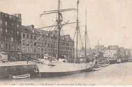 """76 - LE HAVRE - Expédition Polaire - """"Le Français"""", En Partance Pour Le Pôle Sud - TAAF : Terres Australes Antarctiques Françaises"""