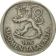 Monnaie, Finlande, Markka, 1976, TTB, Copper-nickel, KM:49a - Finlande