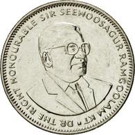 Monnaie, Mauritius, Rupee, 2012, TTB, Nickel Plated Steel, KM:55a - Mauritius