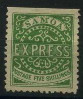 SAMOA ( POSTE ) Y&T N°  7  TIMBRE  NEUF  SANS  GOMME . - Samoa